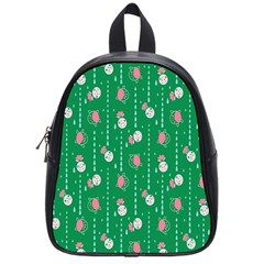 Pig Face School Bags (small)  by Jojostore