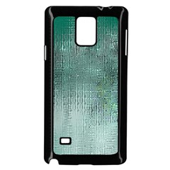 Background Texture Structure Samsung Galaxy Note 4 Case (black)