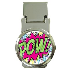 Pow Money Clip Watches