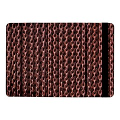 Chain Rusty Links Iron Metal Rust Samsung Galaxy Tab Pro 10 1  Flip Case by Amaryn4rt