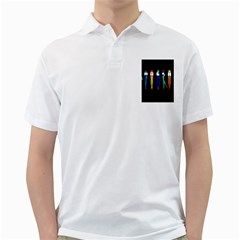Sexy Collective Artists Golf Shirts