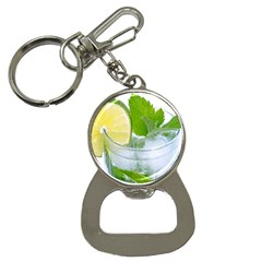 Cold Drink Lime Drink Cocktail Button Necklaces by Amaryn4rt