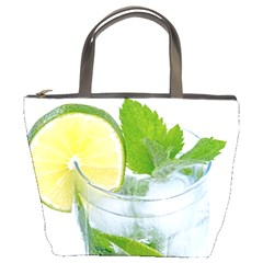 Cold Drink Lime Drink Cocktail Bucket Bags