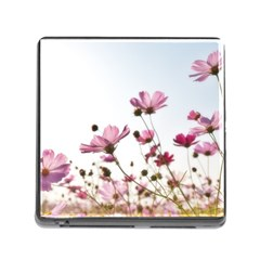 Flowers Plants Korea Nature Memory Card Reader (square) by Amaryn4rt