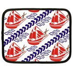 Sailing Boat Netbook Case (XXL)  Front