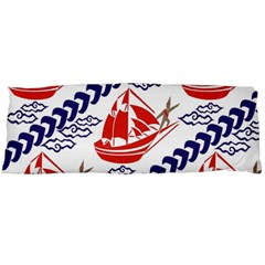 Sailing Boat Body Pillow Case Dakimakura (two Sides)