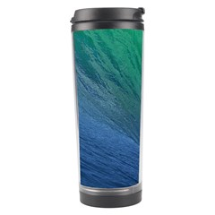 Sea Wave Water Blue Travel Tumbler