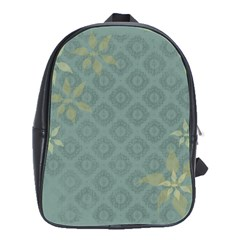Shadow Flower School Bags(large)