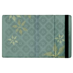 Shadow Flower Apple Ipad 2 Flip Case