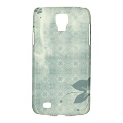Shadow Flower Gray Galaxy S4 Active by Jojostore