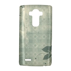 Shadow Flower Gray Lg G4 Hardshell Case by Jojostore