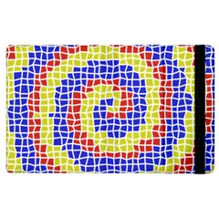 Red Blue Yellow Apple Ipad 3/4 Flip Case by Jojostore