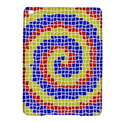 Red Blue Yellow Ipad Air 2 Hardshell Cases by Jojostore