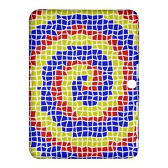 Red Blue Yellow Samsung Galaxy Tab 4 (10 1 ) Hardshell Case  by Jojostore