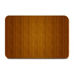 Simple Wood Widescreen Plate Mats by Jojostore
