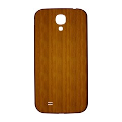 Simple Wood Widescreen Samsung Galaxy S4 I9500/i9505  Hardshell Back Case