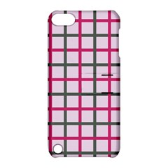 Tiles On Light Pink Apple Ipod Touch 5 Hardshell Case With Stand by Jojostore