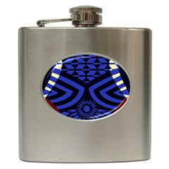 Formation Thumb Hip Flask (6 Oz) by Jojostore