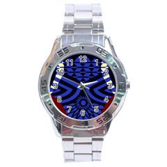 Formation Thumb Stainless Steel Analogue Watch