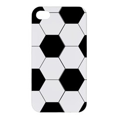 Foolball Ball Sport Soccer Apple Iphone 4/4s Premium Hardshell Case