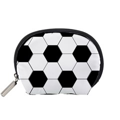 Foolball Ball Sport Soccer Accessory Pouches (small)  by Jojostore