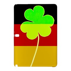Irish German Germany Ireland Funny St Patrick Flag Samsung Galaxy Tab Pro 10 1 Hardshell Case