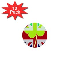 1  Mini Buttons (10 Pack)