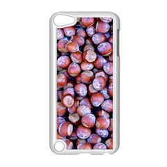 Hazelnuts Nuts Market Brown Nut Apple Ipod Touch 5 Case (white) by Amaryn4rt