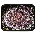 Mosaic Colorful Abstract Circular Netbook Case (XXL)  Front