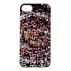 Mosaic Colorful Abstract Circular Apple Iphone 5s/ Se Hardshell Case by Amaryn4rt