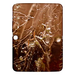 Ice Iced Structure Frozen Frost Samsung Galaxy Tab 3 (10 1 ) P5200 Hardshell Case