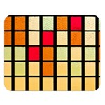 Mozaico Colors Glass Church Color Double Sided Flano Blanket (Large)   Blanket Back