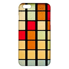 Mozaico Colors Glass Church Color Iphone 6 Plus/6s Plus Tpu Case
