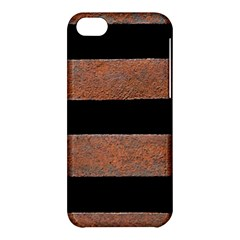 Stainless Rust Texture Background Apple Iphone 5c Hardshell Case