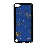 Poplar Foliage Yellow Sky Blue Apple iPod Touch 5 Case (Black) Front