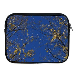 Poplar Foliage Yellow Sky Blue Apple Ipad 2/3/4 Zipper Cases by Amaryn4rt