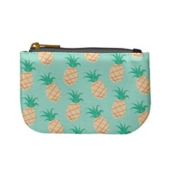 Cute Pineapple  Mini Coin Purses by Brittlevirginclothing