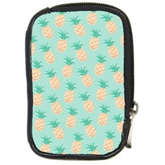 Cute Pineapple  Compact Camera Cases by Brittlevirginclothing