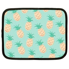 Cute Pineapple  Netbook Case (xxl)  by Brittlevirginclothing