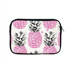 Lovely Pink Pineapple  Apple Macbook Pro 15  Zipper Case by Brittlevirginclothing