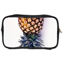 La Pina Pineapple Toiletries Bags 2 Side by Brittlevirginclothing