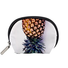 La Pina Pineapple Accessory Pouches (small)  by Brittlevirginclothing