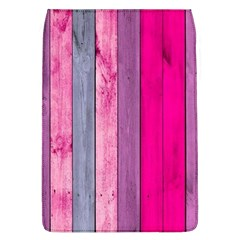 Pink Colored Wood Flap Covers (l)  by Brittlevirginclothing