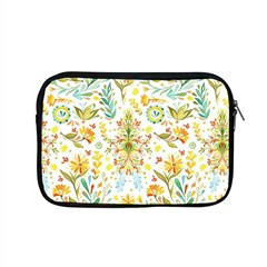 Cute Small Colorful Flower  Apple Macbook Pro 15  Zipper Case by Brittlevirginclothing