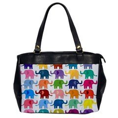 Lovely Colorful Mini Elephant Office Handbags by Brittlevirginclothing