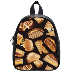 Delicious Snacks  School Bags (small)  by Brittlevirginclothing