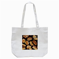 Delicious Snacks  Tote Bag (white) by Brittlevirginclothing