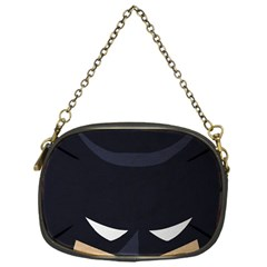 Batman Chain Purses (one Side)  by Brittlevirginclothing