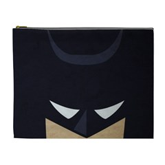 Batman Cosmetic Bag (xl) by Brittlevirginclothing