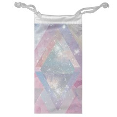Colorful Pastel Crystal Jewelry Bag by Brittlevirginclothing